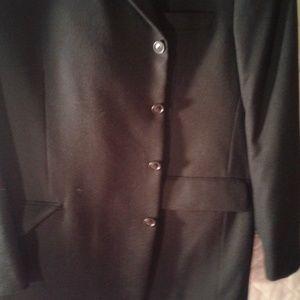 Men's Black Dress Alfani Blazer
